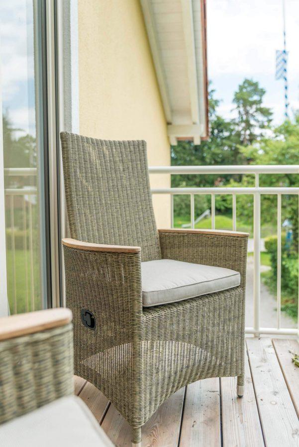 """Komfort Doppelzimmer """"Studio"""" Balkon"""