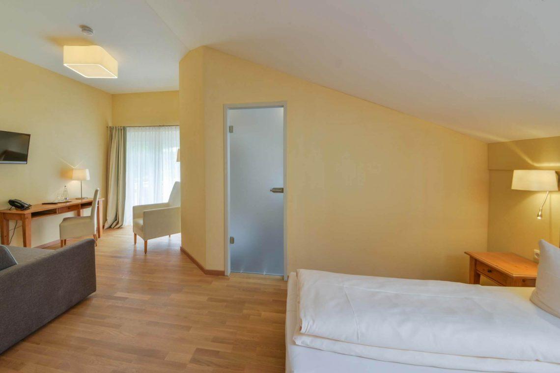 "Komfort Doppelzimmer ""Studio"""